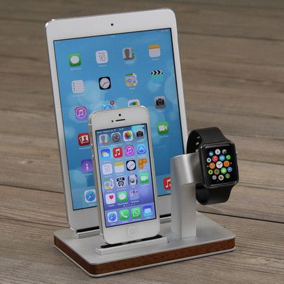 enblue ipad iphone watch dock apple watch pinterest docking station. Black Bedroom Furniture Sets. Home Design Ideas