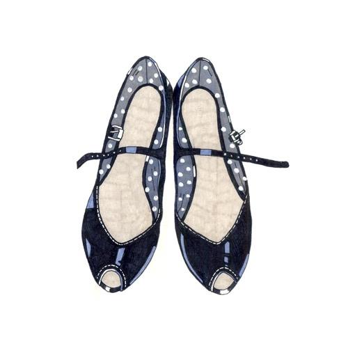 shabbat shoes by keren taggar