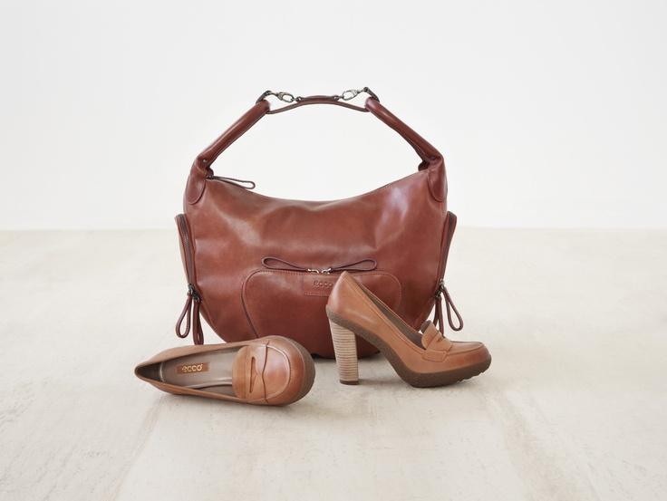 Wear your shoes, take your bag and let's impress everyone!  Ecco, Baneasa Shopping City