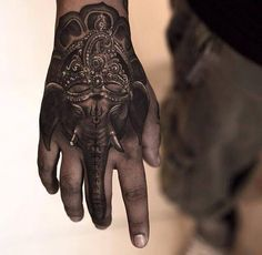 hand elephant tattoo - חיפוש ב-Google