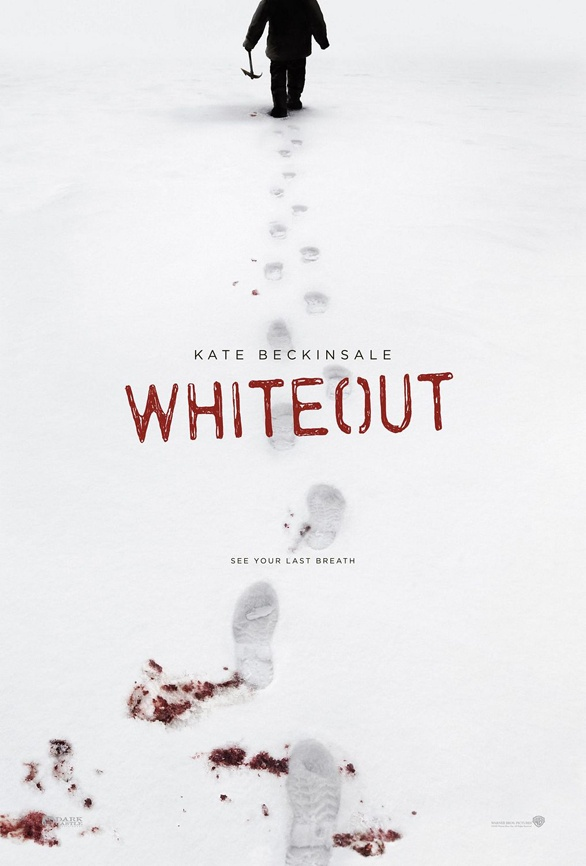 Movie Poster Designs - White Out