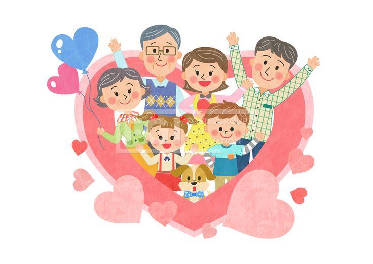 SPAI167, 프리진, 일러스트, 에프지아이, 가족, 캐릭터, 사람, 남자, 여자, 어린이, 재밋는, 웃음, 미소, 행복, 생활, 화목, 사랑, 패밀리, 어버이날, 오월, 5월, 단체, 엄마, 아빠, 할아버지, 3대, 삼대가족, 삼대, 할머니, 여자어린이, 남자어린이, 어른, 개, 강아지, 반려동물, 동물, 반려, 서있는, 전신, 3대가족, 며느리, 남편, 손자, 손녀, 하트, 풍선, 손짓, 만세, illust, illustration #유토이미지 #프리진 #utoimage #freegine 20096772