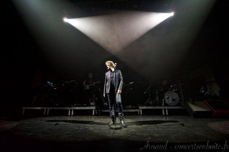 Photo concert de Hubert Felix Thiefaine - Usine - Istres - 29-04-2016