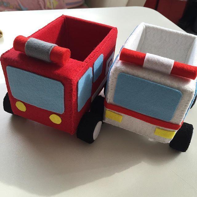 牛乳パックで車を作ろう,男の子,おもちゃ,手作り