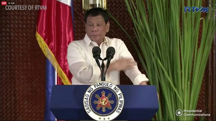 "Duterte tells 'rude' media: Beware of karma - WATCH VIDEO HERE -> http://dutertenewstoday.com/duterte-tells-rude-media-beware-of-karma/   President Rodrigo Duterte called newspaper Philippine Daily Inquirer and television network ABS-CBN ""bastos"" (rude) for writing supposedly unfair news about him and for supposedly acting for the vested interests of their owners. News video credit to Rappler's YouTube channel"