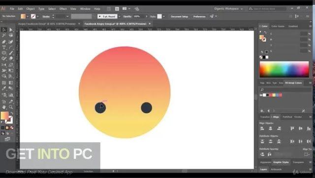 Adobe Illustrator Cc 2020 Free Download Adobe Illustrator Cc 2020 Is An Imposing Graphic Design Applicati Graphic Design Logo Adobe Illustrator Free Download
