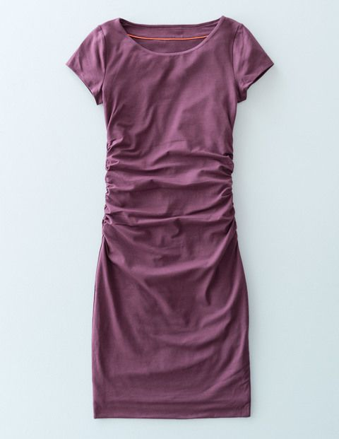 Ruched Detail Dress available from Feb $108 - love the color!
