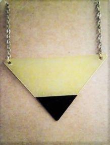 Driehoek ketting geometrisch