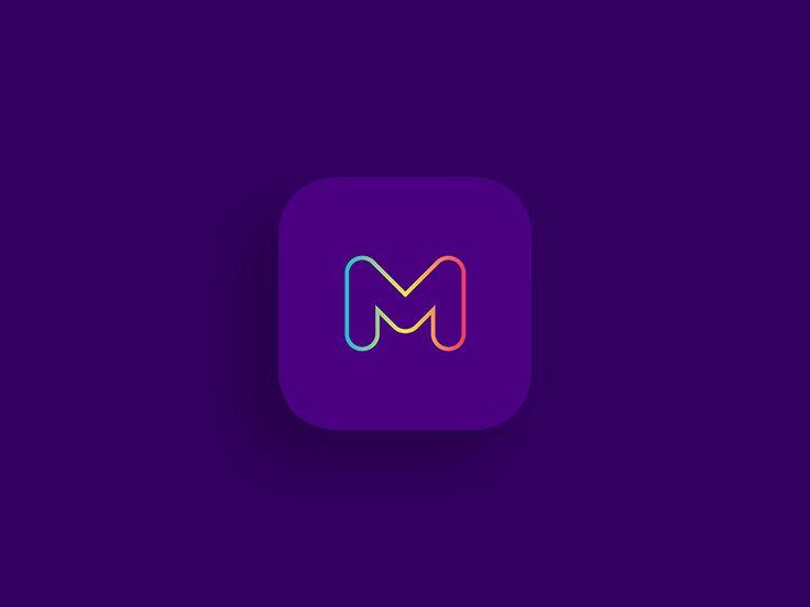 Mathclub - App Design - Icon by Simon McCade