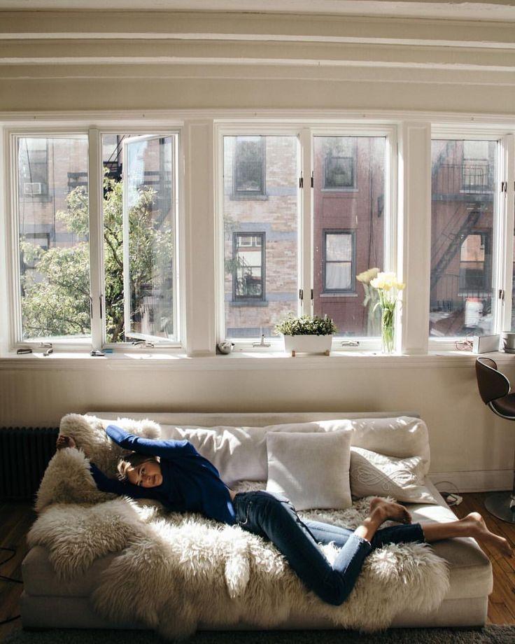 "2,162 Likes, 17 Comments - Sanne Vloet (@sannevloet) on Instagram: ""Lazy sunday at home"""