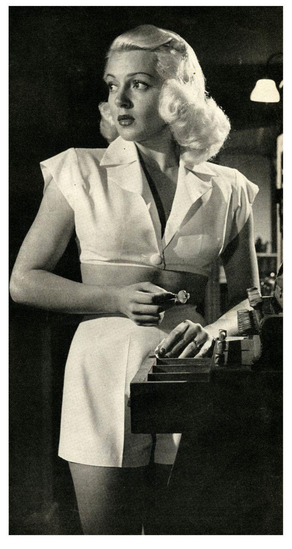The Postman Always Rings Twice Lana Turner, 1946