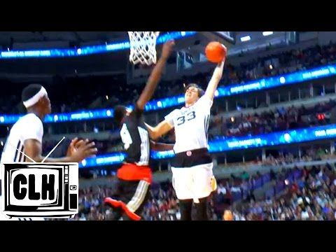 Stephen Zimmerman POSTERS DEFENDER and Carlton Bragg windmills Back to Back - YouTube