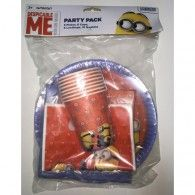Minions Party Pack 40 Piece Set $24.95 A811488
