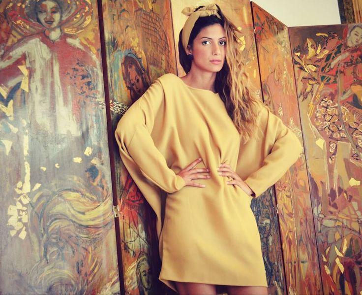 Abito Kimono- Produzione  sartoriale - Prodotto Made in Italy-  CHIARACHIARUCCI -  Per info: Atelier@chiarachiarucci.it