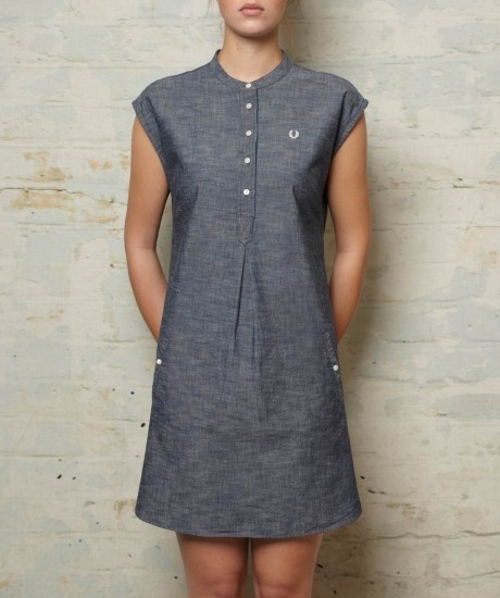 A dress from the Fred Perry Spring Summer 2011 Collection