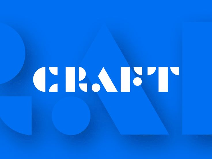 Craft introduction dribbble fnl