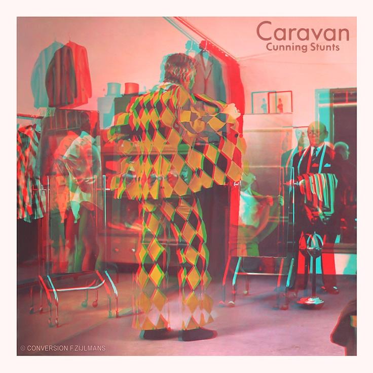 3D Caravan Album Cover