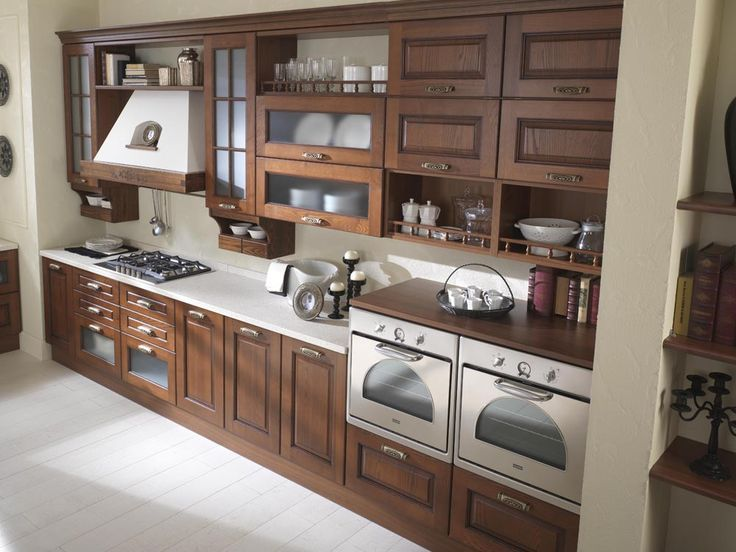 18 best cucine in stile rustico images on pinterest for Cucina tecnologica