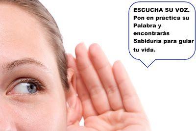 α JESUS NUESTRO SALVADOR Ω: Quiero escuchar tu dulce voz Jesús