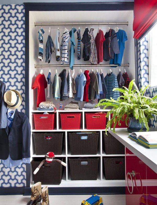 Best 25 Kids Wardrobe Storage Ideas On Pinterest Kids