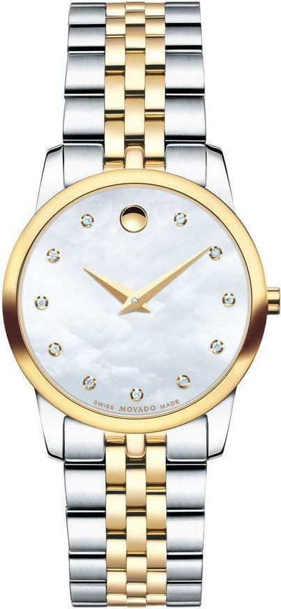 Movado Watch Museum #add-content #bezel-fixed #bracelet-strap-gold #brand-movado #case-depth-6-05mm #case-material-steel #case-width-28mm #classic #delivery-timescale-call-us #dial-colour-white #gender-ladies #movement-quartz-battery #new-product-yes #official-stockist-for-movado-watches #packaging-movado-watch-packaging #style-dress #subcat-museum #supplier-model-no-0606900 #warranty-movado-official-2-year-guarantee #water-resistant-30m