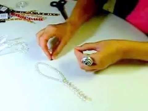Elegant Foot Jewelry - FREE IDEA FROM SUNSHINE CRAFTS - YouTube