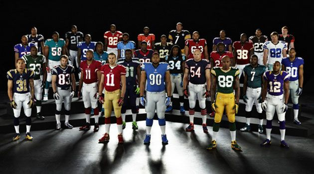 New NFL uniforms: Seahawks get big change to jerseys