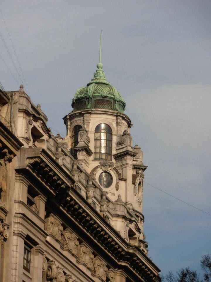 Ornamentos y Cupulas de Buenos Aires , Arquitectura Argentina