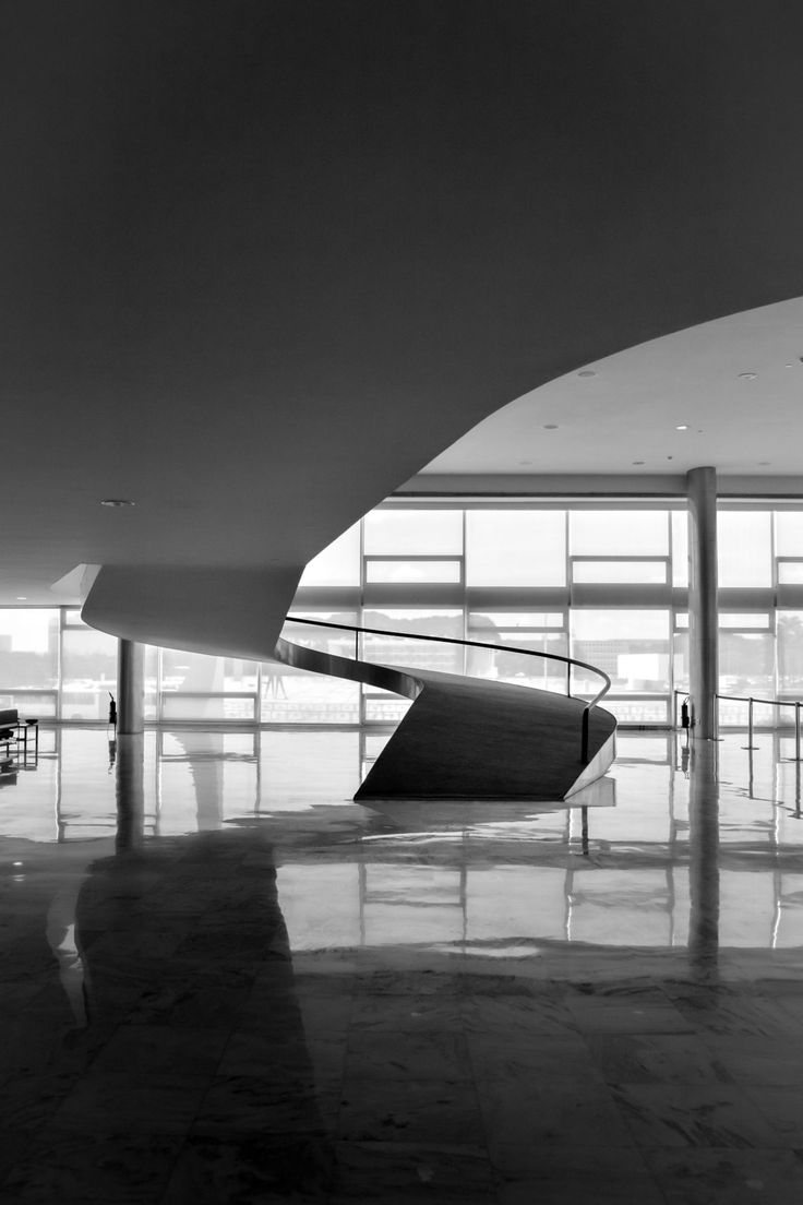 Oscar Niemeyer, Gonzalo Viramonte · Palácio do Planalto, 1960 · Divisare