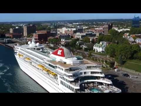 Trois-Rivières - Cruise destination  #croisieres #cruise #troisrivieres