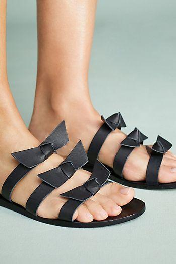 8cb5a1067 Kaanas Recife Bow Sandals