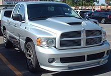 Dodge Ram SRT-10 - Only truck with a Viper engine!! the SRT-10 was built solely for the purpose of speed.