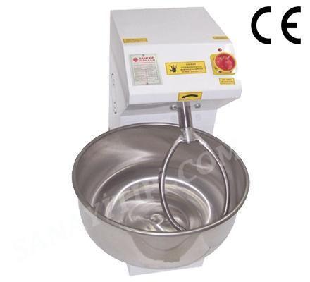 25 Kg Hamur Yoğurma Makinası » 25 kg Hamur Yoğurma Makinaları - Sanayi tipi