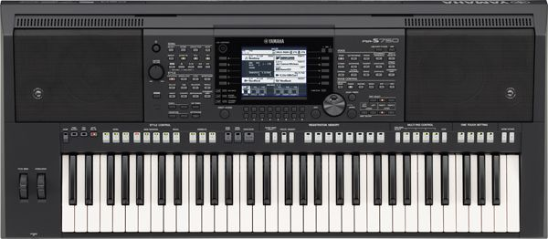 Yamaha PSR-S750 is packed with amazing Voices, Styles and comprehensive features to help you create, arrange, perform and record your music in any genre. Additionally, the built-in FlashROM lets you load new Voices and Style Expansions (VSE) from around the world. @ 10.950.000 IDR ($1095) Call Us:  021.5565.5646 / 0812.938.0852  Pembayaran via Cash / Debit BCA / Cicilan BCA / Kredit AEON, silahkan datang ke alamat kami:  Ruko New Asia No.262, Lippo Karawaci - Tangerang