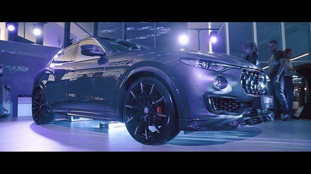 Presentation of the NEW premium tuning package Shtorm from @lartedesign LARTE Design for Maserati Levante in AVILON Maserati showroom. via LUXURY LIFESTYLE MAGAZINE OFFICIAL INSTAGRAM - Luxury  Lifestyle  Culture  Travel  Tech  Gadgets  Jewelry  Cars  Gaming  Entertainment  Fitness