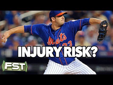 2017 Fantasy Baseball: SP Injury Risks w/ Dr. Mike Sonne | FST