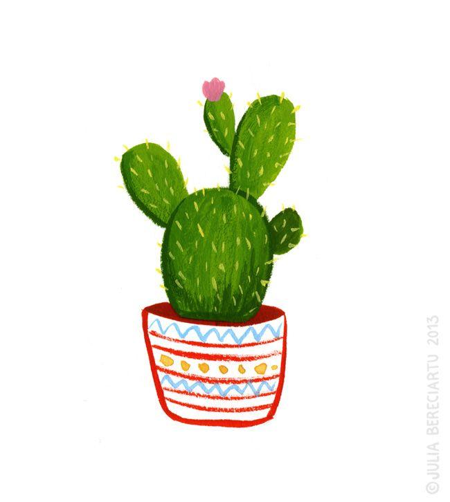 Ideas about cactus illustration on pinterest