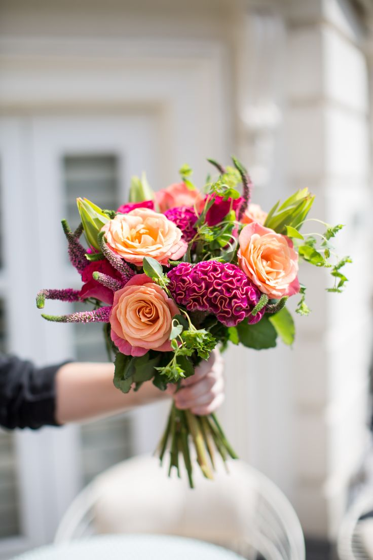 Shop Bloom & Wild's creative bunches of blooms that arrive through the letterbox with each flower head in-bud and individually wrapped ready to be arranged. Our Benefit bouquet called The Benebabe comes with a free mini Rollerlash mascara and free next day delivery. xx