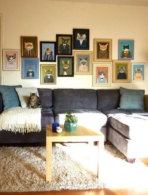 Lovely-KittyCats, 家族写真