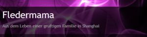 Fledermama   Wir sind eine kleine, gruftige und internationale Familie in Shanghai. Auf dem Blog erzähle ich von unserem Leben. Mit allem, was dazu gehört. Familienbett, BLW, Stillen, Tragen, vollzeit arbeiten, Elternschaft in China, drei Sprachen zu Hause und dabei immer in der schwarzen Szene.