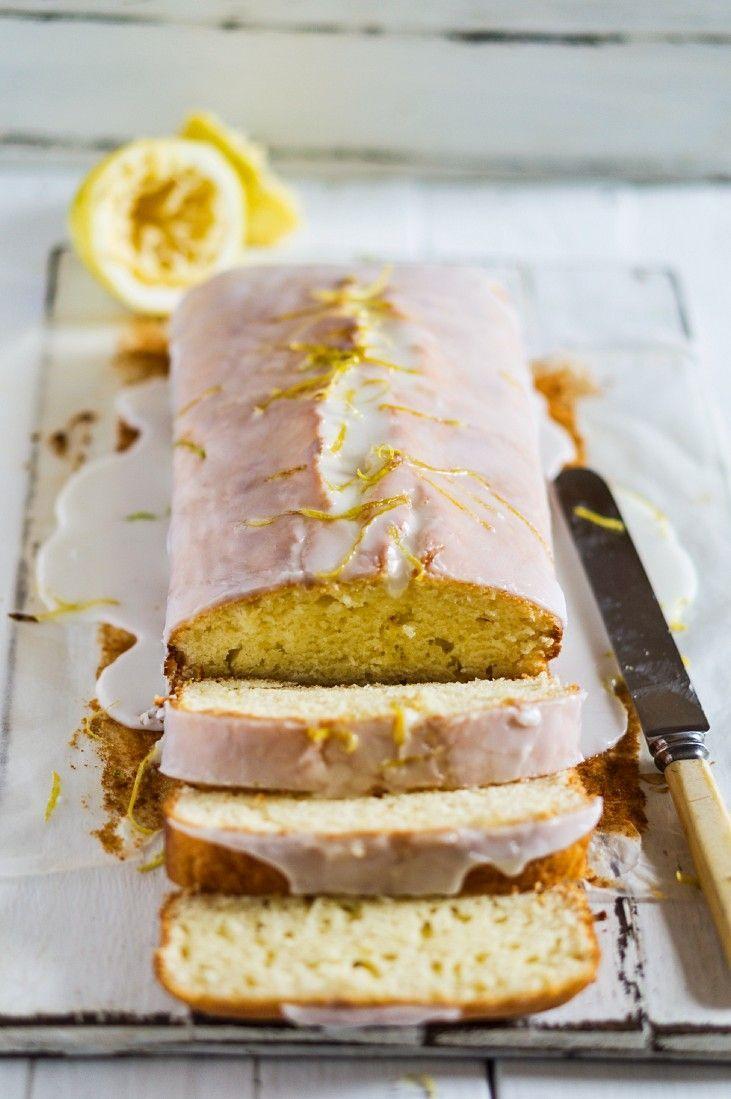 Zitronen-Kastenkuchen | http://eatsmarter.de/rezepte/zitronen-kastenkuchen