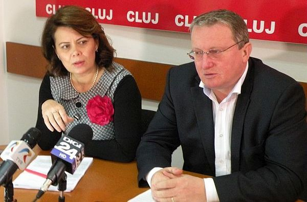 Aurelia Cristea demisionează din conducerea PSD Cluj-Napoca