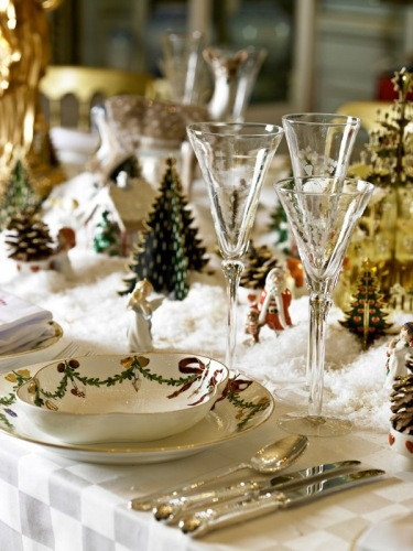 Juleborde fra Royal Copenhagen - Bolig Magasinet