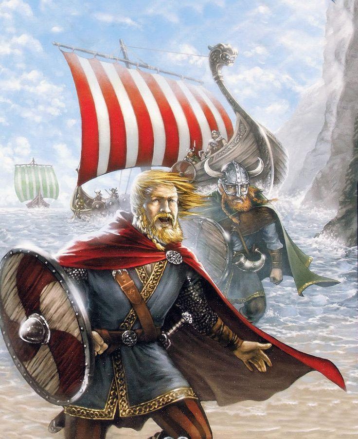 269 Best Viking Raiders Images On Pinterest