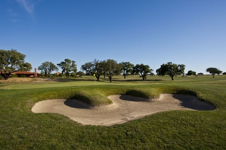 Santo Estevao golf course is based in the Alenjejo Region, the course is one of the easiest with wide open fairways and open wooded countryside.