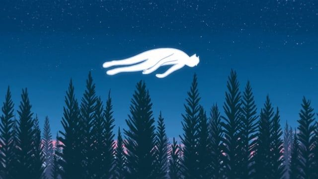 Teaser for Jon Hopkins Ep Asleep Versions    Directed and designed by Robert Hunter  Character animation by Sean Weston http://www.seanweston.co.uk/  Produced by James Bretton  Special thanks to Elliot Dear