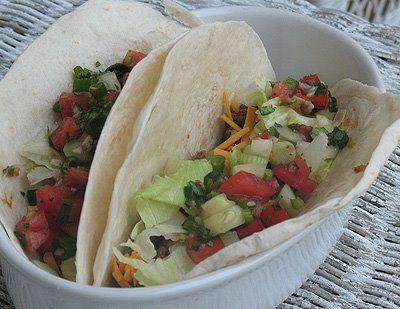 Homemade Tacos, Taco Seasoning and Fresh Salsa - Amanda's Cookin'