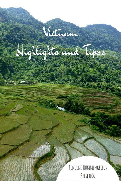 Vietnam - Highlights und Tipps - Rundreise durch Vietnam