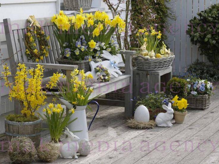 Heel mooi voor de lente,en de aankomende Pasen.