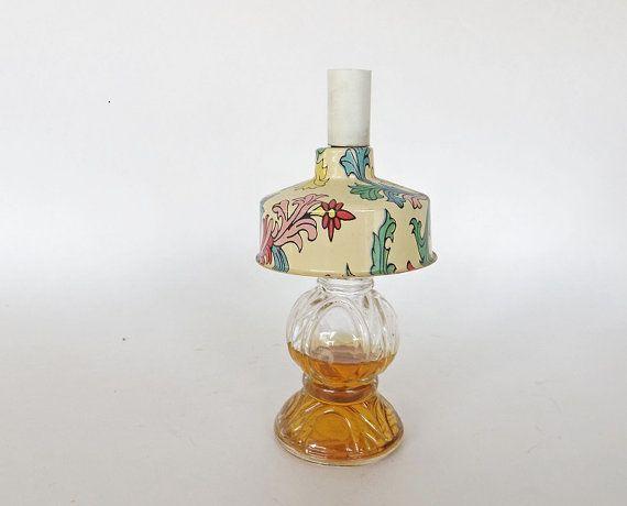 Vintage Avon Lamp Decanter Figurine Avon by VintageAndVictorian